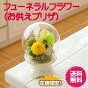 【maruasaフューネラル】ガラスドームプリザーブドフラワーお仏壇のお花供花花ガーデン