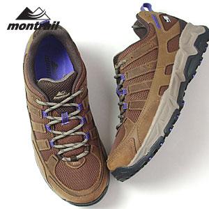 モントレイル Montrail スニーカー ウィメンズ フリューイッドエンデューロ レザー アウトドライ gl2171-237 (オータムブロンズ)(Fluid Enduro)(150527)