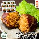 平田牧場【10個入】日本の米育ち 金華豚 肉巻きおにぎり お...