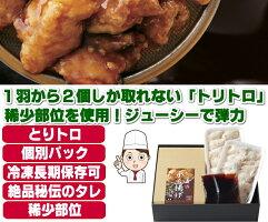【送料無料】国産ブランドみつせ鶏を贅沢に使った絶品秘伝のタレ付きから揚げ48個冷凍でお届け!簡単調理!個別包装だからとても便利!安心・安全のISO22000取得工場