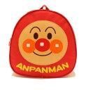 アンパンマン リュックサック アンパンマンフェイス 丸形リュックサック 伊藤 ANZ-2300 赤 レッド
