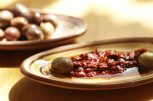 ハリサチューブ入り70gHarissa(CapBon,Tunisia)ハリッサ/アリサ/アリッサ(チュニジア料理モロッコ料理マグレブ北アフリカ)
