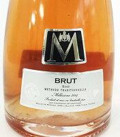 【チュニジアワイン】M(エム)スパークリングワイン白辛口SparklingWine,White,DryLesVigneronsdeCarthage,Tunisia