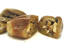 レバノン料理前菜マクドゥース(クルミを詰めたナスオイル漬)600gMackdouce/مكدوس/StuffedEggplantinOilMezze(Mechaalany,Lebanon)中東MiddleEasternFoodsなす茄子