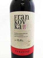 フランコフカ2009(赤・重口)Frankovka(Croatia)