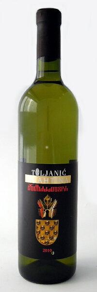 ジェラフティナトォリャニッチ2010(白・辛口)ZlahtinaToljanic(Croatia)