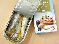 クロアチア産オイルサーディン缶詰(アドリア海で獲れたイワシオリーブオイル漬)AdriaticSardineinOliveOil125g(Mardesic,Croatia)