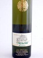 【ボスニアヘルツェゴビナワイン】ジラフカ2012(白・辛口)ZILAVKA(TVDROS,Whitewine,Dry,BosniaandHerzegovina)(海外土産おみやげサッカー)