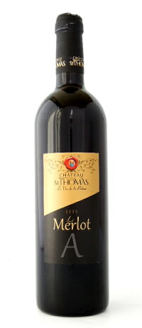 【レバノンワイン】ル・メルローア(赤・重口)LeMerlotA(RedFullbody)(ClosSt.Thomas,Lebanon)750ml