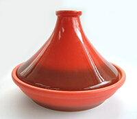 特大タジン鍋赤