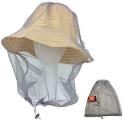 スポーツウェア・アクセサリー, フェイスカバー・ネックカバー  Mosquito Head Net
