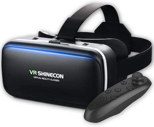 VRゴーグル2020・2021年進化版スマホ用VRヘッドセットVRヘッドマウントディスプレイピント調節可4.7〜6.5インチiP