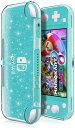 Nintendo Switch Lite ケース ニンテンドースイッチ カバー シリコンケース ソフトカバー 透明 TPU素材 超軽量 耐衝撃 傷つけ防止 キラキラ