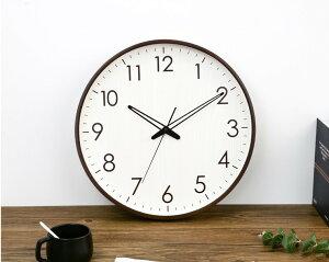 410 天然木 大型 インテリア 掛け時計 壁掛け時計 おしゃれ 掛時計 北欧 時計