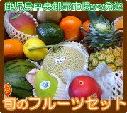 果物詰め合わせ南国鹿児島の市場から直送いたします