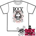 CS-2508メンズ半袖Tシャツロック★ワンピースヘッドフォンチョッパー Tシャツone piece【楽ギフ_包装】
