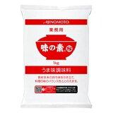 AJINOMOTO -味の素- 味の素 1kg 袋 業務用 【沖縄・離島は別途中継料金】