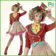 不思議の国のアリス コスプレ 衣装 コスプレ 不思議の国のアリス マッドハッター ティーン用 コスチューム・衣装
