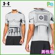 スターウォーズ アンダーアーマー トルーパー 男性用 Tシャツ UA Trooper Compression