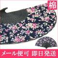 【即納】バラ柄女性用綿扇子母の日に最高なプレゼント(0503)【05P12May14】
