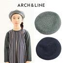 ARCH&LINE(アーチアンドライン)WOOLTAPEBERET(ベレー帽)-2002【宅配便】