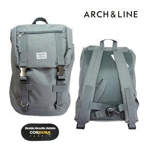 ARCH&LINE(アーチアンドライン)2018AWUTILITYBAG(CODURA)-2001(リュック)【宅配便】
