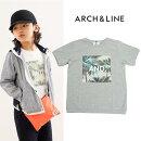 ARCH&LINE(アーチアンドライン)DRYXPALMTEE-1338(ANDパーム柄)【115cm〜150cm】【メール便OK】