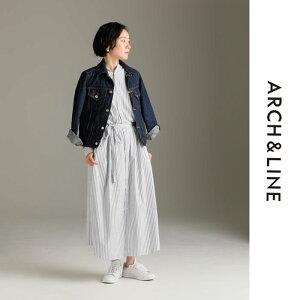 ARCH&LINE(アーチアンドライン)3RDDENIMJACKET-1904【145cm〜165cm】【宅配便】