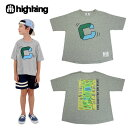 highking(ハイキング)routeショートスリーブ(半袖Tシャツ)-1217【130cm|140cm|150cm|160cm】【メール便OK】