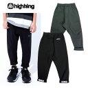 highking(ハイキング)trans パンツ(9分丈)-2373【120cm】【メール便OK】