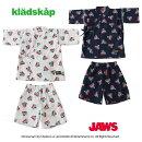 (20ss)kladskap(クレードスコープ)【JAWS】総柄プリント甚平-2621【95cm-120cm】【メール便OK】