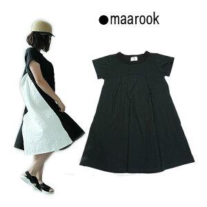 maarook(マルーク)天竺レースワンピース-5074【110cm〜140cm】【宅配便】