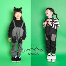 UNICA(ユニカ)ストライプサロペット-0901【110cm 120cm 130cm】【宅配便】