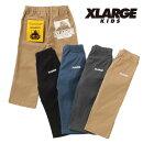 (20aw)XLARGEKIDS(エクストララージキッズ)OGシェフパンツ-3103【120cm|130cm|140cm】【宅配便】