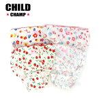 【春物新作♪】CHILD CHAMP(チャイルドチャンプ)4柄ガールズショーツ【メール便可能】