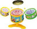 アンパンマン うちの子天才 おおきなドラムセット【アガツマ】 楽器 おもちゃ