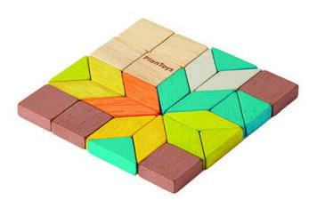 積み木 知育 知育玩具 3歳 4歳 5歳 モザイクプラントイ おもちゃ ブロック つみき 積木 木のおもちゃ 立体 組み立て 想像力 知育おもちゃ キッズ こども 子供 子ども オモチャ 誕生日 かわいい プレゼント 男の子 男 女の子 女 木製 木製玩具 玩具