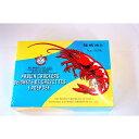 龍蝦片 エビせんべい 蝦片 赤 227g おやつ  酒のおつまみ 油で揚げ 中華食品