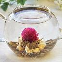 工芸茶 センニチコウ5個 中国茶 緑茶 花咲くお茶 こうげい...