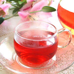 ローズヒップ&ハイビスカスティー 茶葉150g/ティーバッグ30包