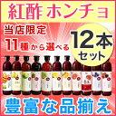 ★新商品追加【全11種お試し12本セット】紅酢バイタルプラス...