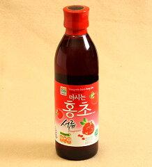 知る人ぞ知る「ホンチョ」。韓国では発売2ヶ月間で10億ウォンを売り上げた商品です。ザクロ味ミ...