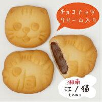 湘南江ノ猫チョコナッツクリーム入り