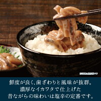 【メーカー直送】しいの食品●昔ながらのいか塩辛260g