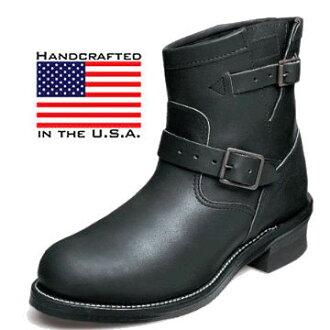 "Chippewa Chippewa 7 ""short Engineer Boots 27872"