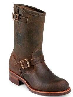 """Chippewa Chippewa 11 """"Engineer Boots 27911"""