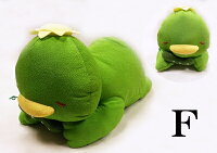 【招喜屋】かっぱシリーズうたた寝枕ver2