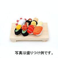 【お細工シリーズ】ちりめん細工寿司器/台