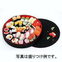 【お細工シリーズ】ちりめん細工寿司丸箱