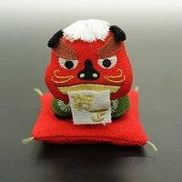 【招喜屋】正月飾り《獅子舞ぬいぐるみ》10P01Nov14